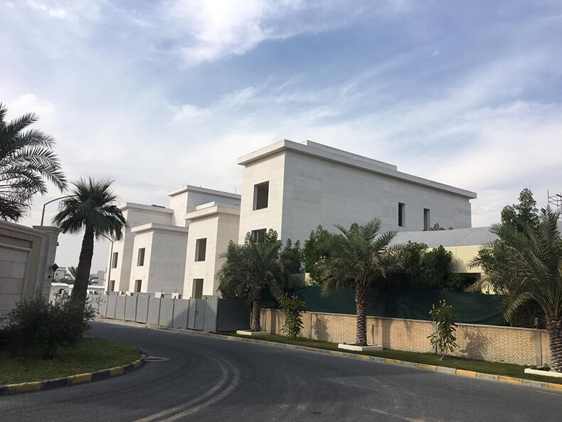 Private Villa Kuwait